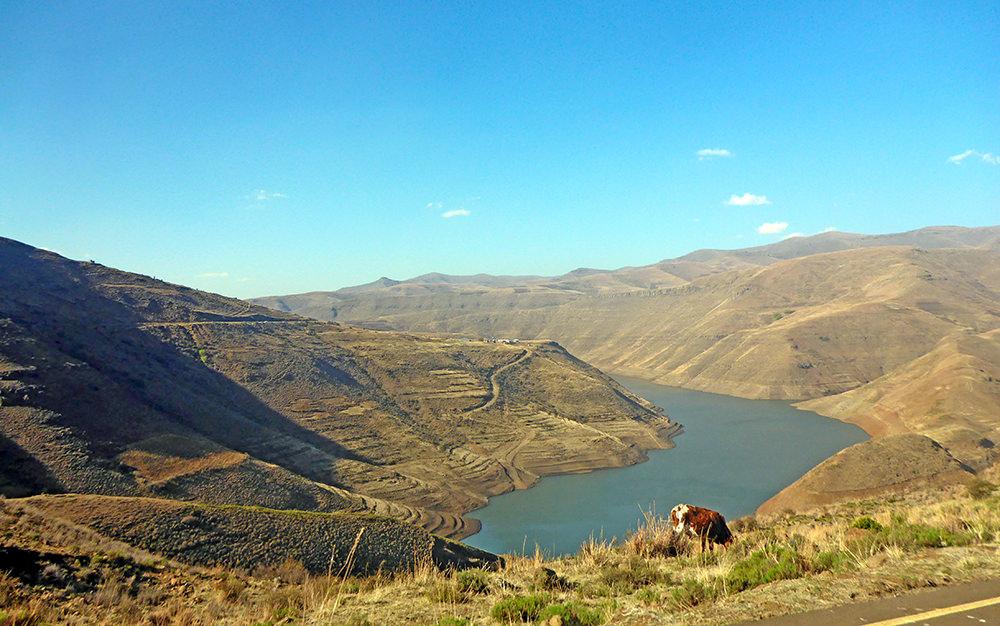 Lac Lesotho