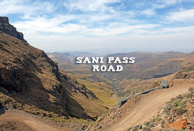 Route du Sani Pass
