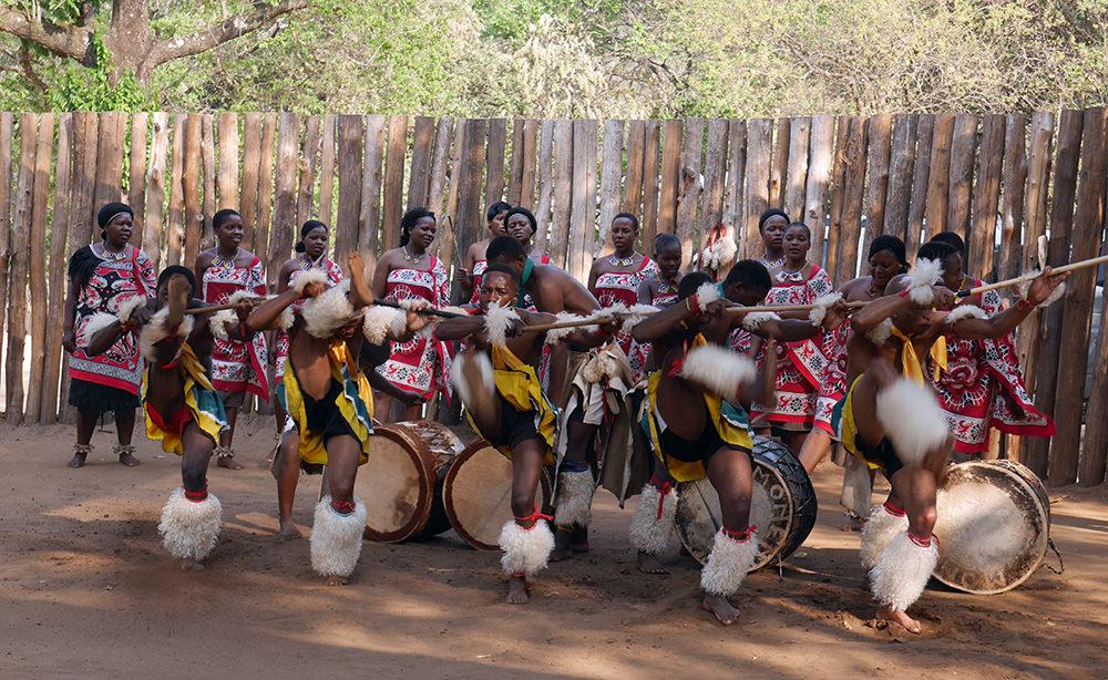 Danse Sibhaca Swaziland