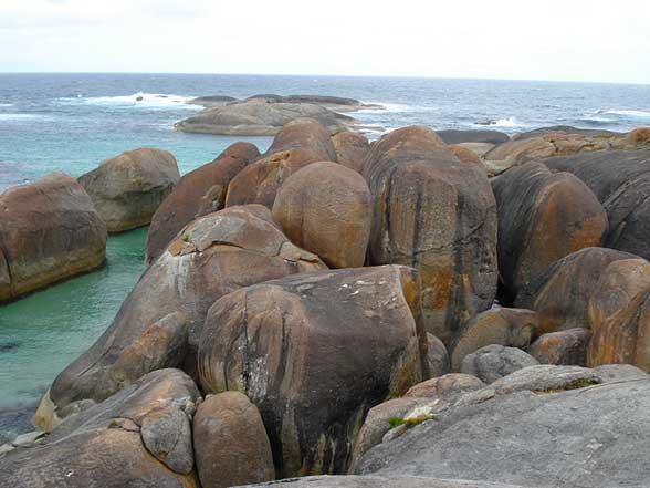 Elephant Rocks Western Australia
