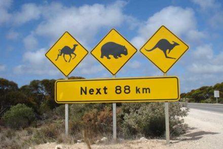 Eucla, Australie