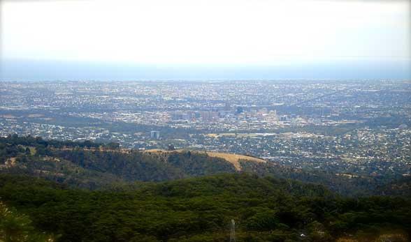 Adelaide Hills Australie