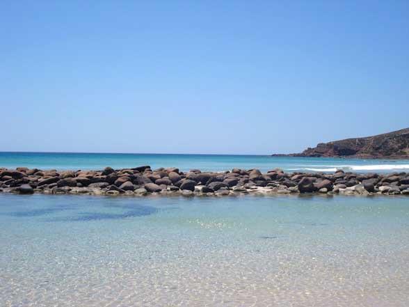 Kangaroo ISland plage de reve