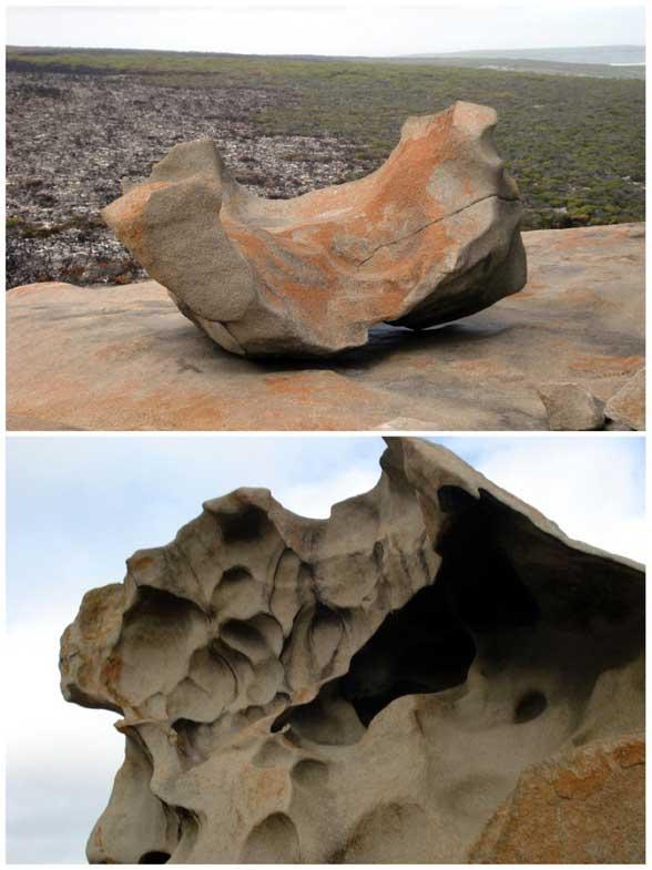Remarkable Rocks Kangaroo