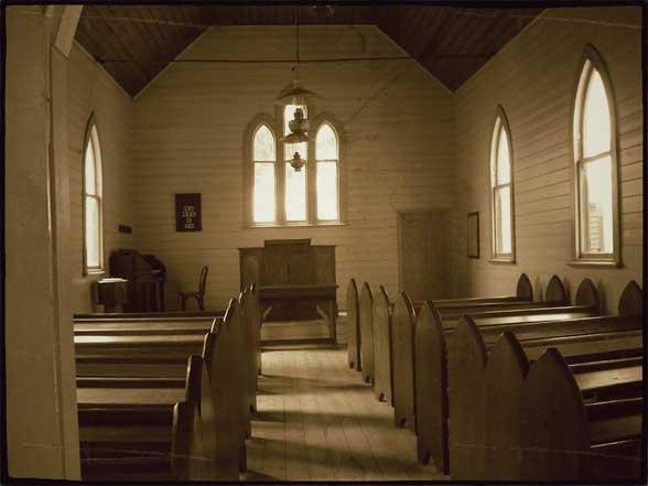 Sovereign Hill Eglise