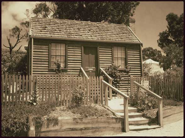 Sovereign Hill petite maison