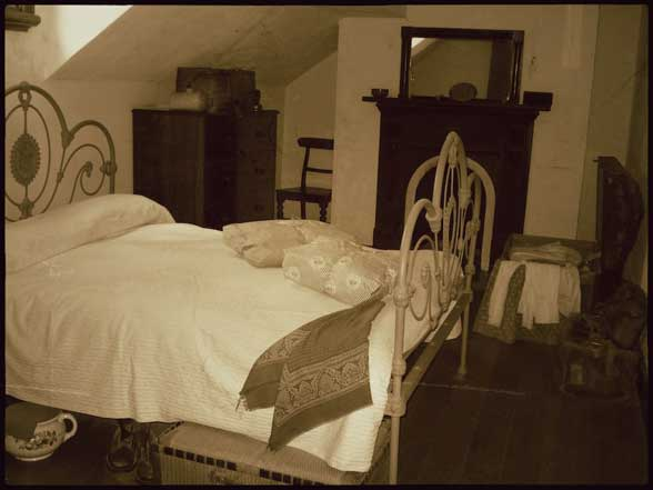 Sovereign Hill chambre d'une maison