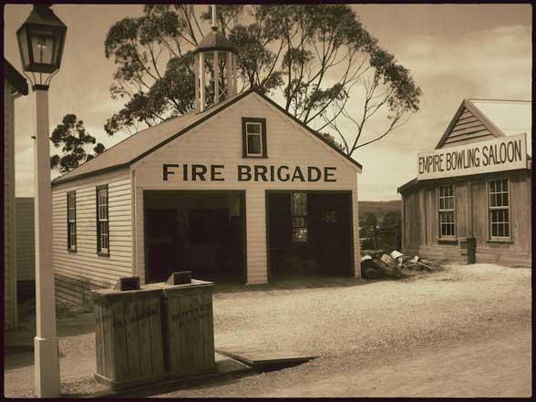 Sovereign Hill Fire Brigade