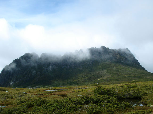 Cradle-mountain-brume