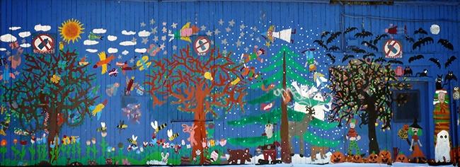 mile end street art