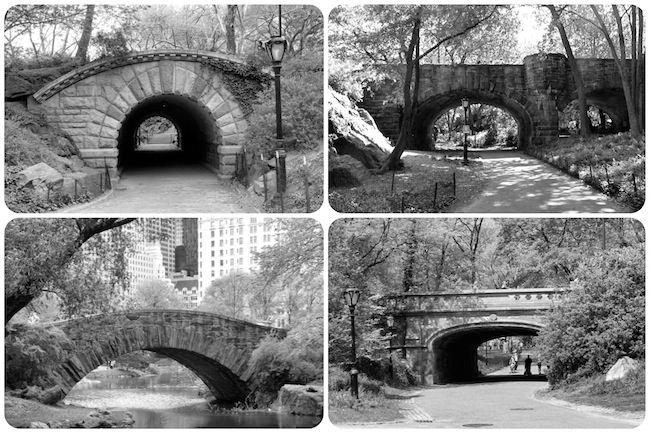 pont central park