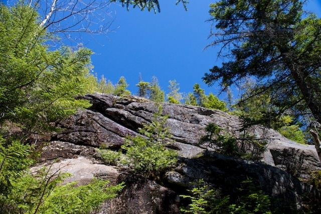 giant mountain randonnee