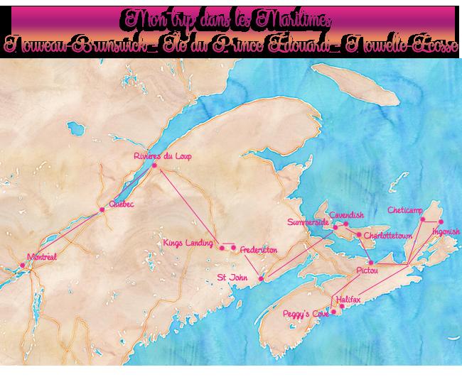 canada maritimes