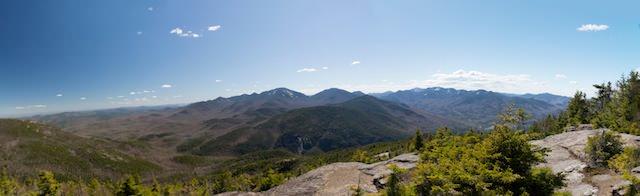 panorama giant mountain adirondacks