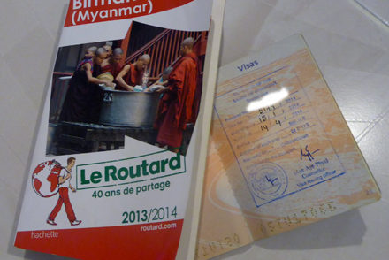 visa birmanie à bangkok