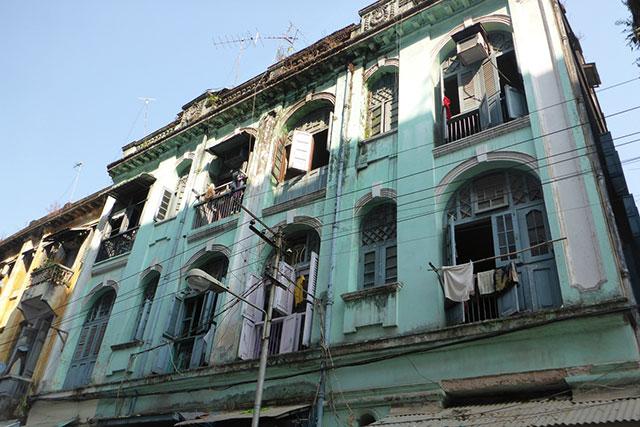 birmanie achitecture