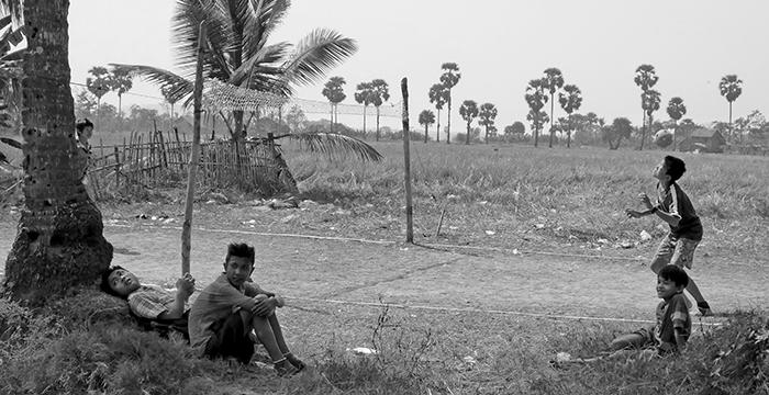Foot Birmanie Myanmar