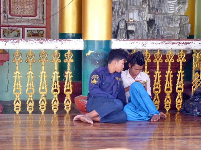 pagode yangon