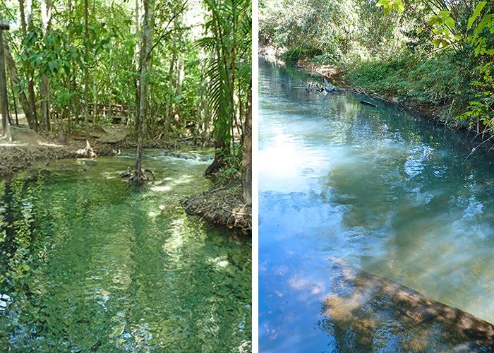 hot springs krabi