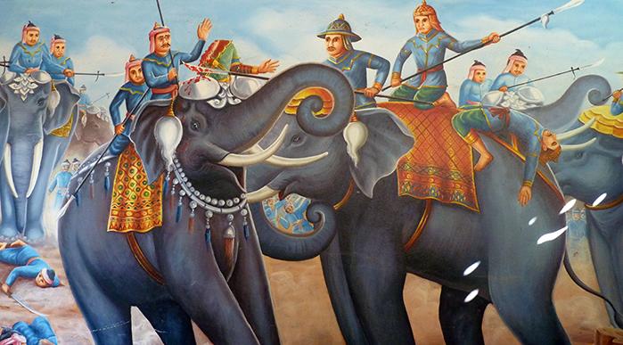Musée Kanchanaburi