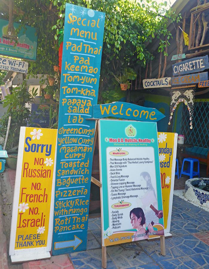Koh Lanta Thailande