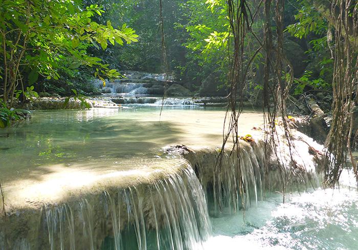 parc-erawan-kanchanaburi-thailande