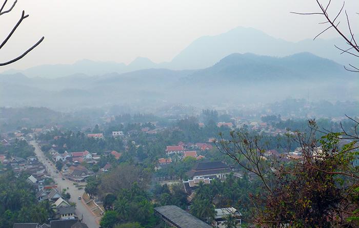 Mont Phousi Luang Prabang