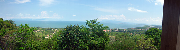 Parc national de Kep Cambodge