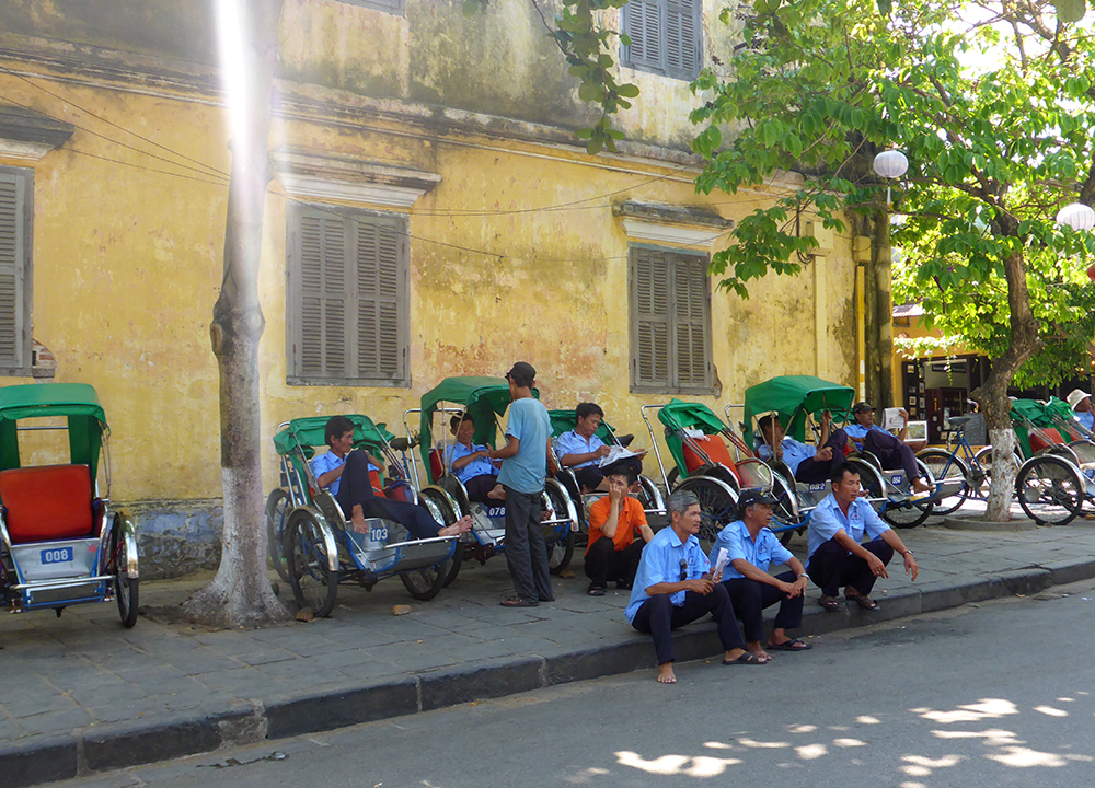 Hoi An, Ville Jaune, Unesco, Vietnam