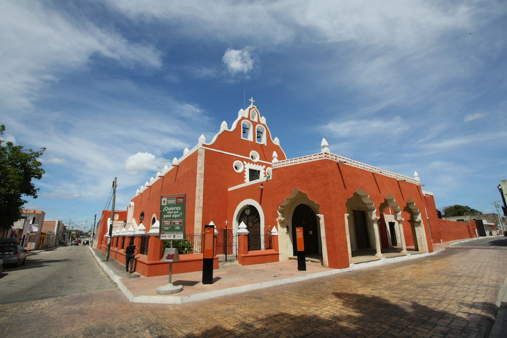 Voyage Mexique Valladolid