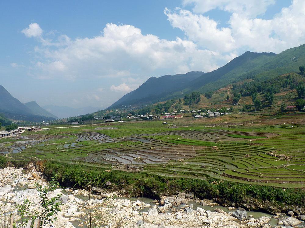 Blog Voyage, Trek Sapa Rizières, Vietnam