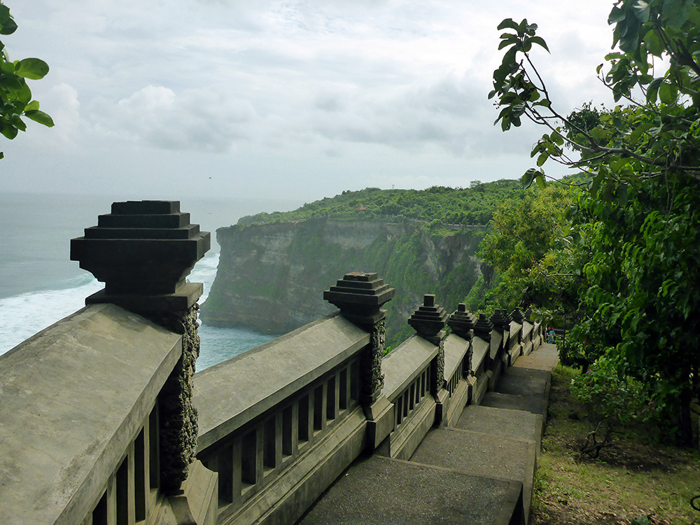 Péninsule de Bukit, Bali, Uluwata - Pura Luhu