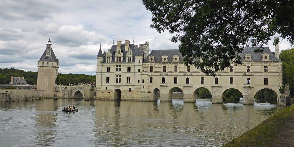 Château de la Loire : Chenonceau, le château  des dames