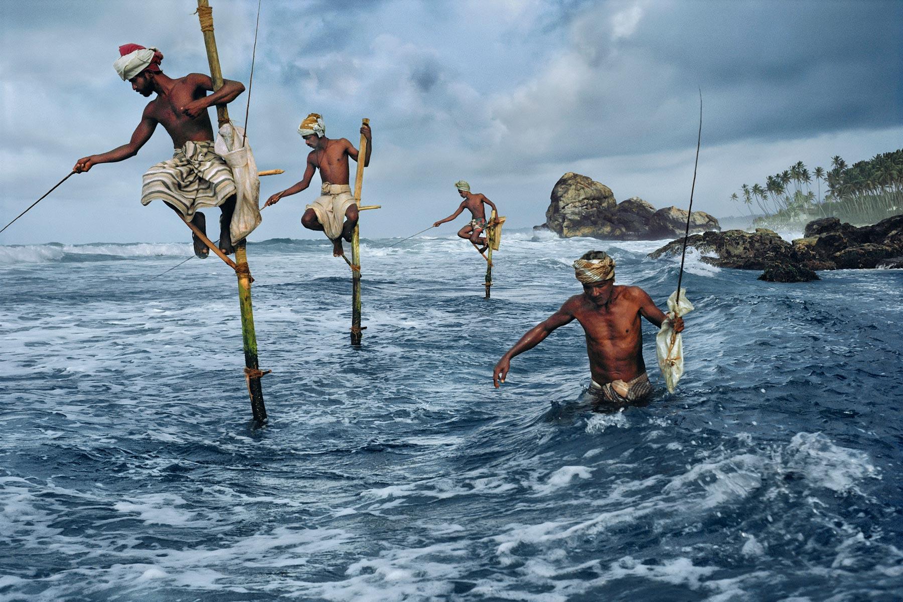 Steve McCurry Photographe