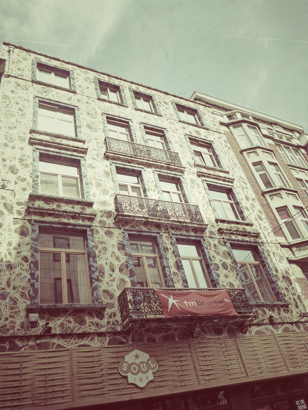Art Nouveau à Bruxelles