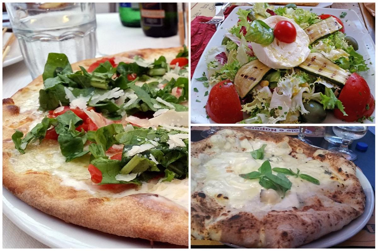 Délicieuse Pizza italienne