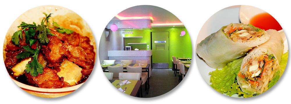Végébowl : restaurant végétarien, Paris