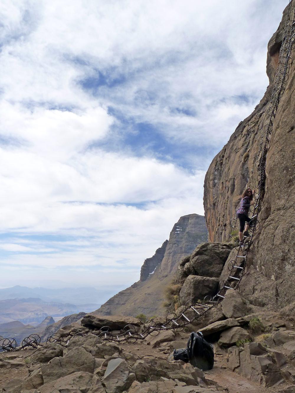 Echelle Sentinel trail