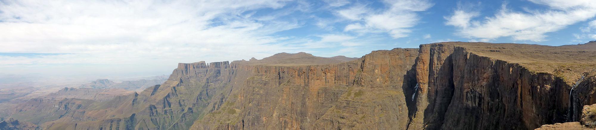 Panorama Drakensberg