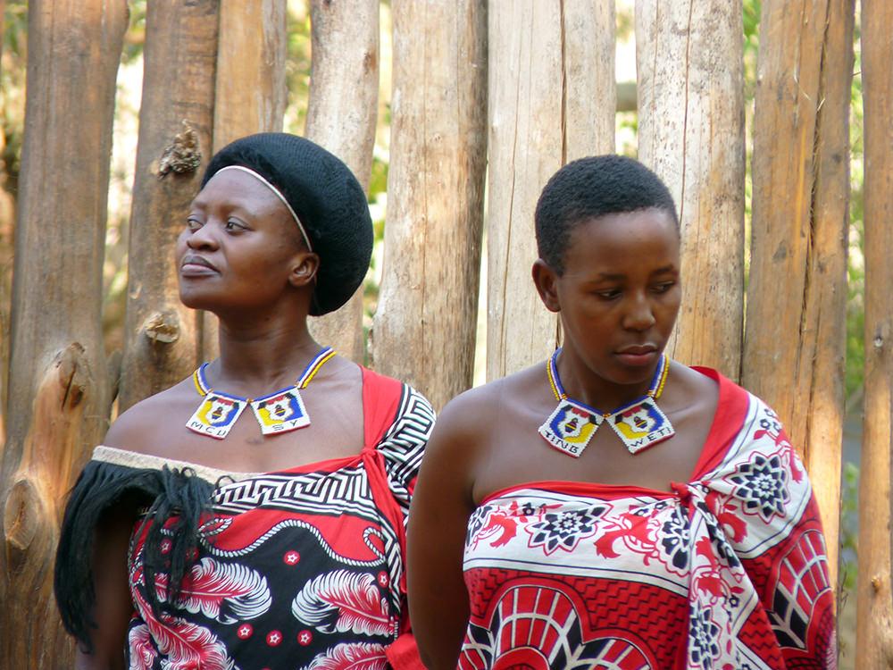 Femme Swaziland