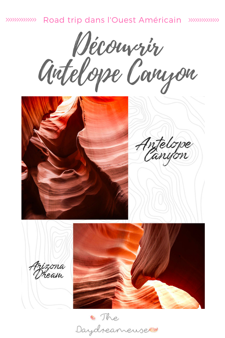 Découvrir Antelope Canyon, Arizona, Blog Voyage