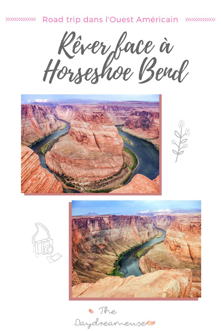 Découvrir Horseshoe Bend - Blog Voyage