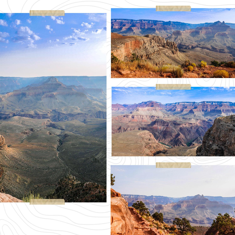 Le Grand Canyon et ses paysages grandioses - Road trip dans l'Ouest Américain