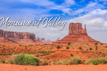 Couverture Article Monument Valley