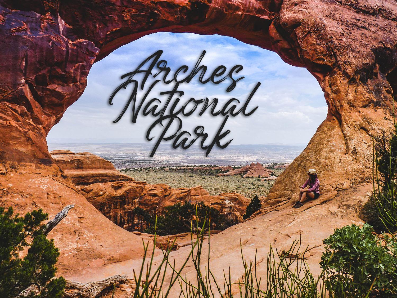 Mes conseils pour visiter Arches National Park en une journée et arpenter le Devils Garden Trail et le Primitive Trail en passant par Double O Arch.