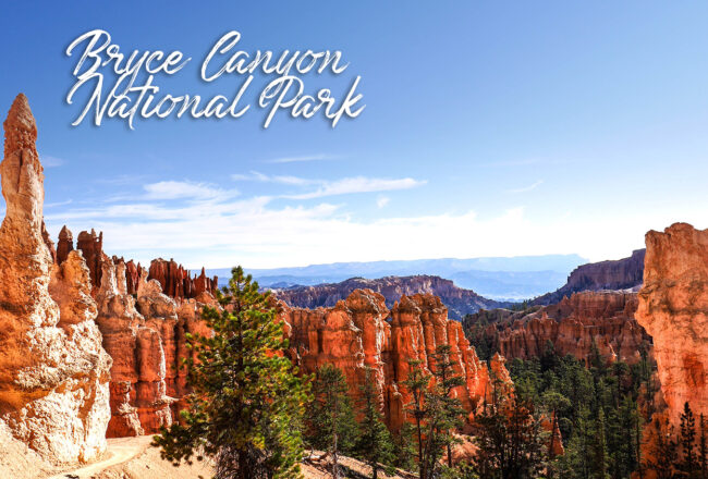 Visiter Bryce Canyon National Park en une journée pendant votre road trip dans l'Ouest américain