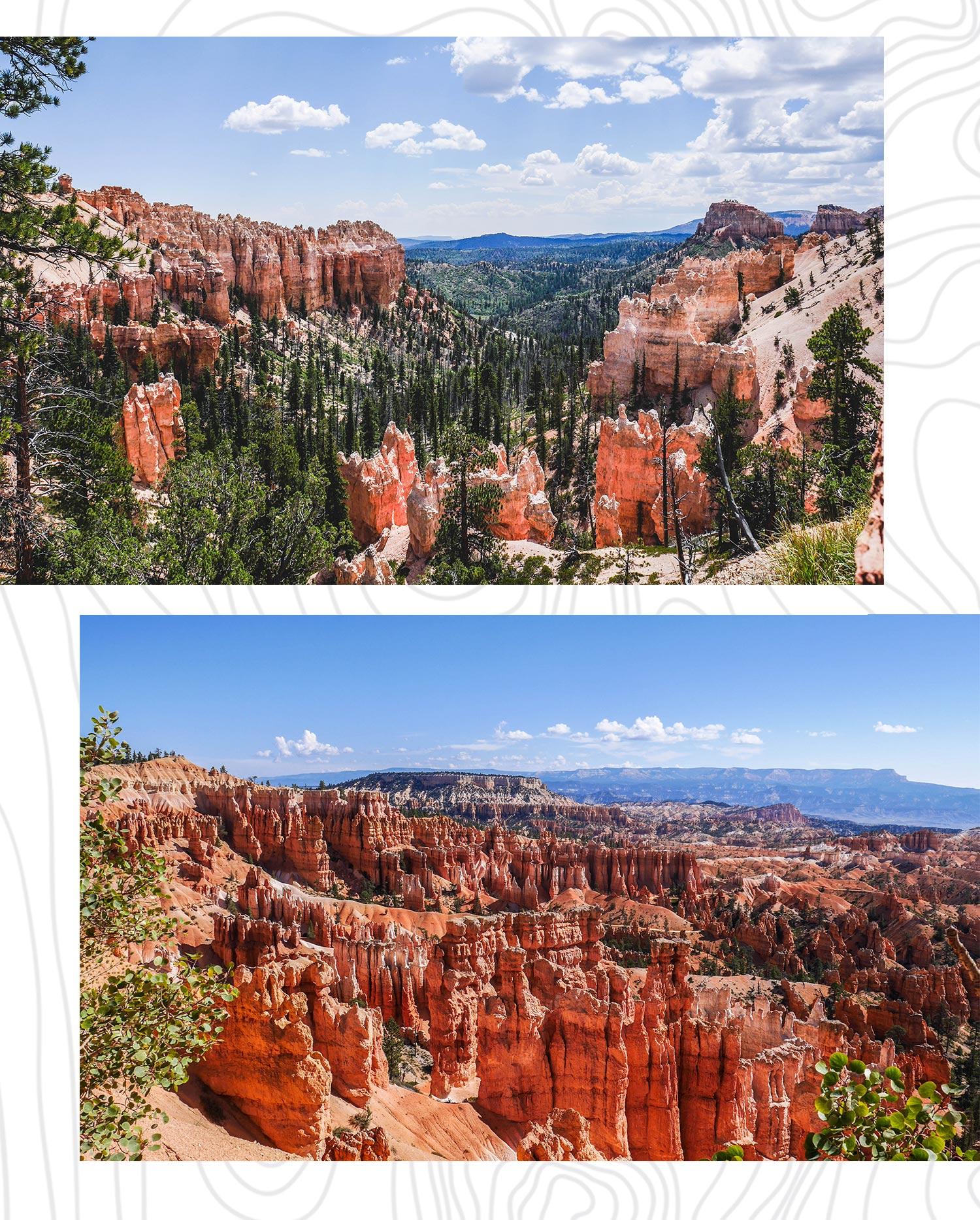 Admirer les Hoodoos de Bryce Canyon National Park en une journée pendant votre road trip dans l'Ouest américain