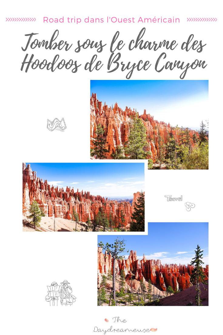 Découvrez mes conseils pour explorer Bryce Canyon dans L'Utah durant un road trip dans l'Ouest américain